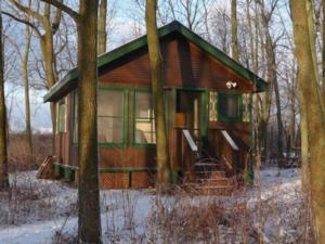 Hermitage: Retreat Cabin