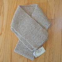 Knit Alpaca Scarf - Eco Justice Center