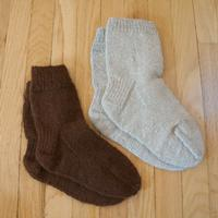 Knit Alpaca Socks - Eco Justice Center