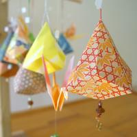 Origami Bird and Bell Ornaments - Eco Justice Center